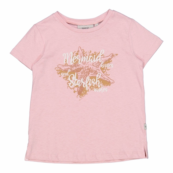 Wheat - T-shirt Starfish Misty Rose