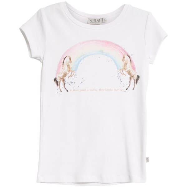 Wheat - Rainbow T-shirt