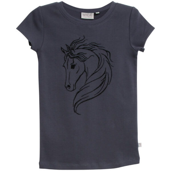 Wheat - T-Shirt Dot Horse
