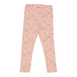Wheat - Jersey Leggings Powder Mini Flowers