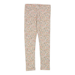 Wheat - Jersey Leggings Dusty Dove Flowers