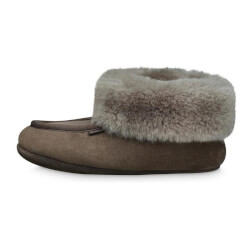 Woollies - Classico Suede Stone
