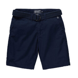 Petrol - Chino Shorts Dark Navy