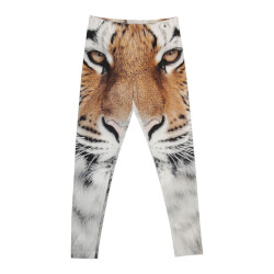 Leggings med tigerprint fra Popupshop - 1180-184-TIGER