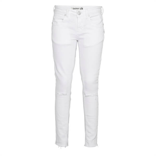 Image of Costbart - Hvide Jeans