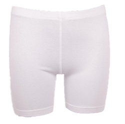 Priime Pige - Cykelshorts White