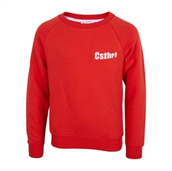 Costbart - Rød Emma Sweatshirt