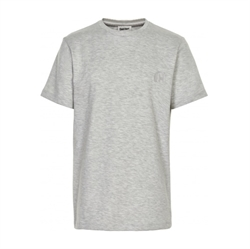 Costbart - Berlin T-shirt Light Grey Melange
