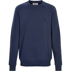 Navy Antwerp sweatshirt fra Costbart