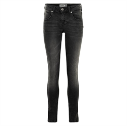 Costbart Pige - Elly Jeans Medium Black Wash