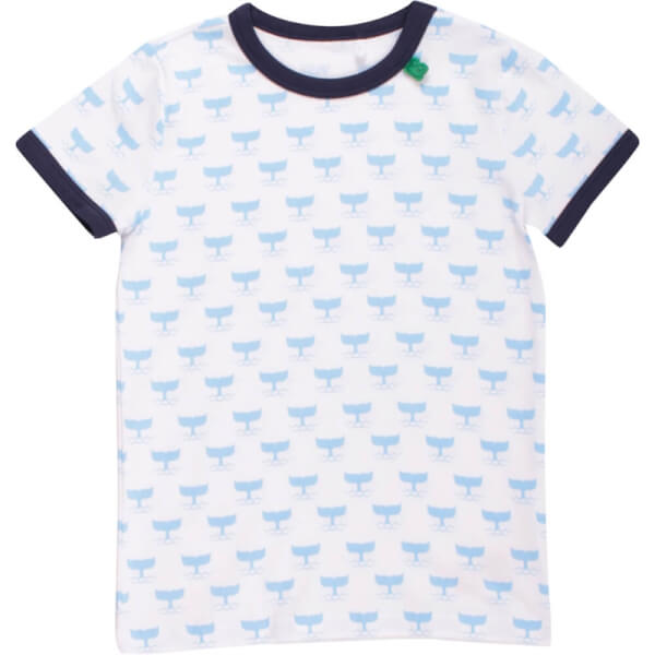 Image of Freds World - Sailor T-shirt Baby Blue