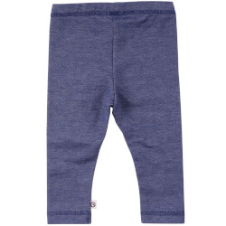 Müsli - Blå Denim Leggings