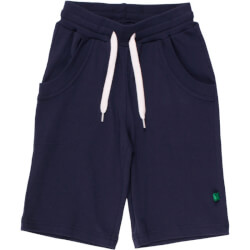 Navy blå Alfa shorts fra Freds World 1536009100-navy set forfra