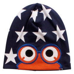 Freds World hue model Star Peep i navy/orange