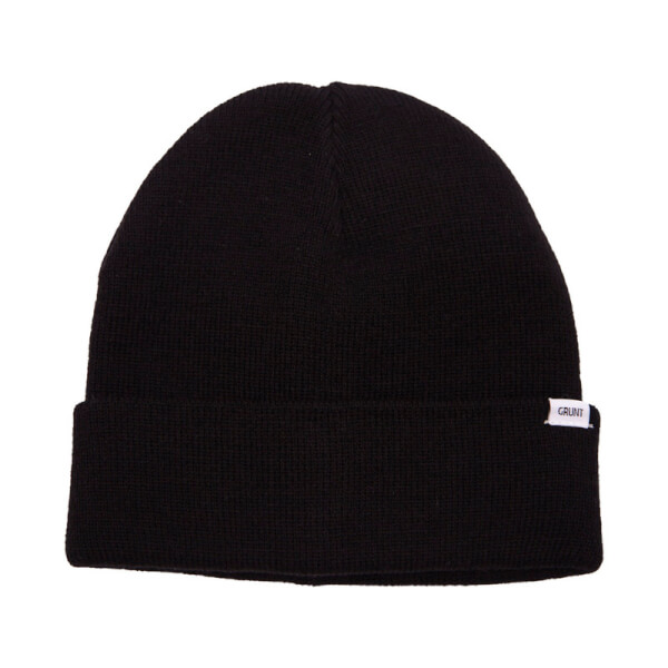 Image of Grunt - Beanie, Black