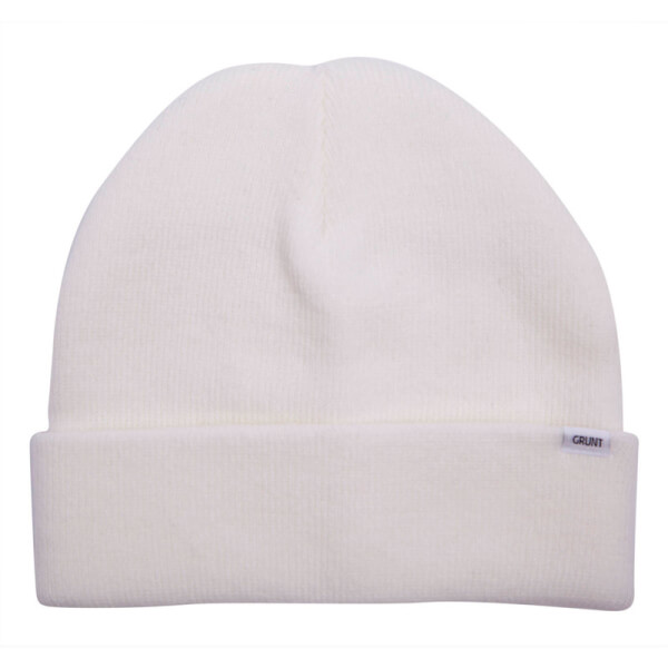 Image of Grunt - Beanie, Off White