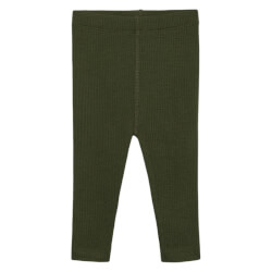 Hust & Claire - Armygrøn Lee Leggings