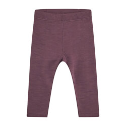 Hust & Claire - Lotta Leggings Plum