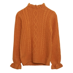 Hust & Claire - Paja Pullover Orange