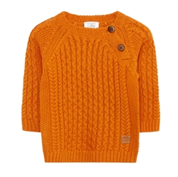Hust & Claire - Palle Pullover Orange