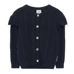 Hust & Claire - Caris Cardigan Navy