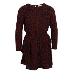 Grunt Pige - Liv Dress Rusty
