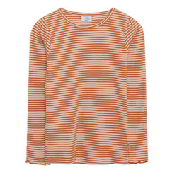Hust & Claire - April Bluse Orange