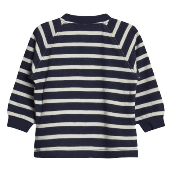 Image of Hust & Claire - Sylvester Sweatshirt Navy