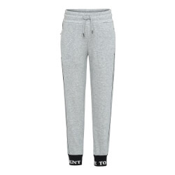 Molo - Act Sweat Bukser Grey melange