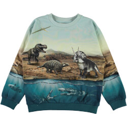 Molo - Miksi Dino World Sweatshirt