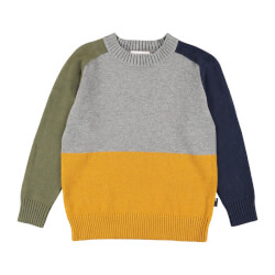 Molo - Buzz Striktrøje Colourblock