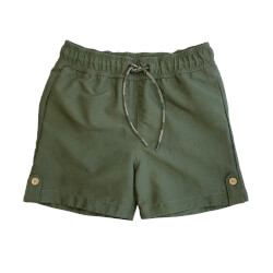 By Lindgren - Anders Badeshorts Dusty Olive