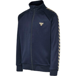 Hummel - Kick Cardigan Navy/Gold
