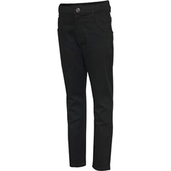 Hummel - Five Bukser Black Denim