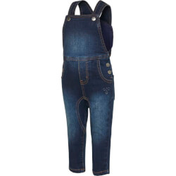 Hummel - Laban Overalls Dark Denim