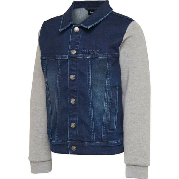Hummel - Star Jakke Dark Denim