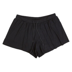 Joha - Shorts Sort Bambus