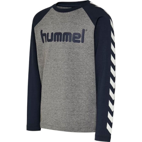 Hummel - Boys T-shirt Grey