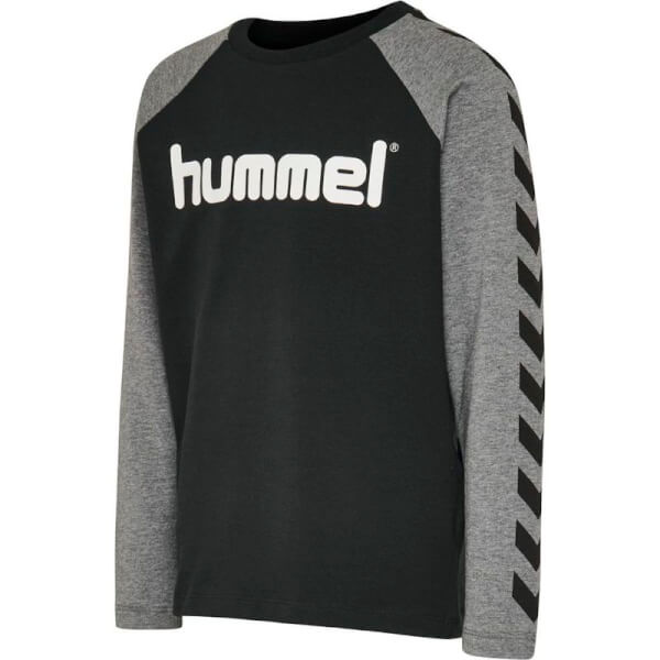 Hummel - Boys Bluse Black