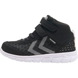 Hummel Tex - Crosslite Mid JR Black