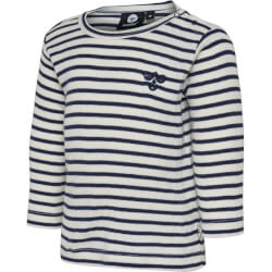 Hummel - Rumle T-shirt Navy Stripes