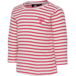Hummel - Rumle T-shirt Pink Stripes