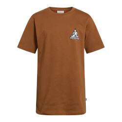 Grunt Dreng - Warino T-Shirt Coffee Brown