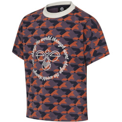 Hummel - Armelia T-Shirt Blue Nights