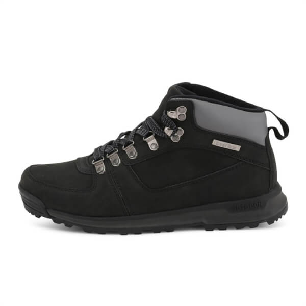 Smarte støvler fra Rugged Gear - Light Hike, Black
