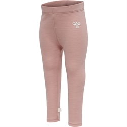 Hummel - Wolly Uld Tights Misty Rose