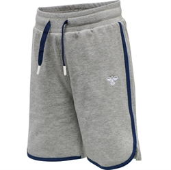 Hummel - Breaker Shorts Grey Melange