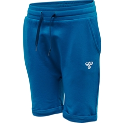 Hummel - Flicker Shorts Mykonos Blue