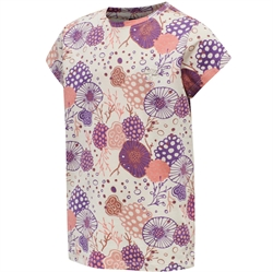 Hummel - Coral T-shirt Mother Of Pearl