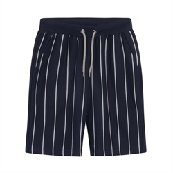 Grunt Dreng - Tons Stripe Shorts Navy